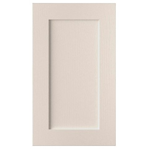 Cooke & Lewis Carisbrooke Cashmere Tall Standard Door (W)450mm