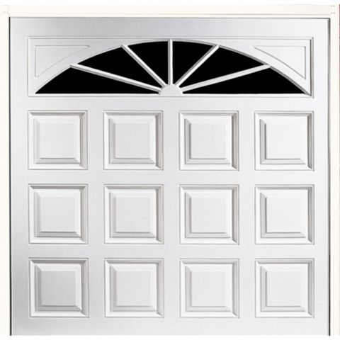 Washington Framed Retractable Garage Door