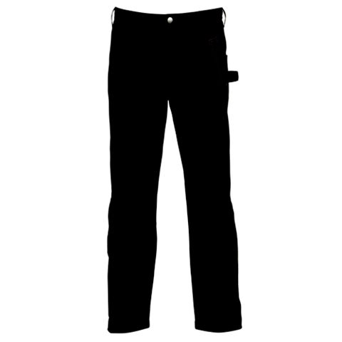 Rigour Black Work Trousers (Waist)38
