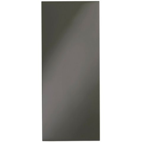 Cooke & Lewis Raffello High Gloss Anthracite Standard Door (W)300mm