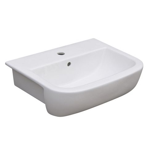 Cooke & Lewis Affini Semi-Recessed Basin