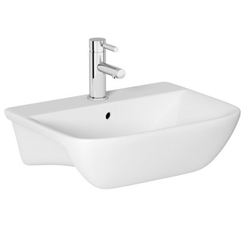 Cooke & Lewis Lanzo Square Semi-Recessed Basin