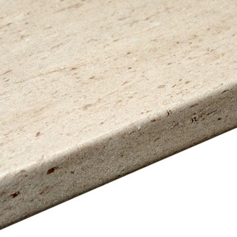 38mm Trieste Stone Post Formed 6mm Kitchen Breakfast Bar (L)2m (D)900mm