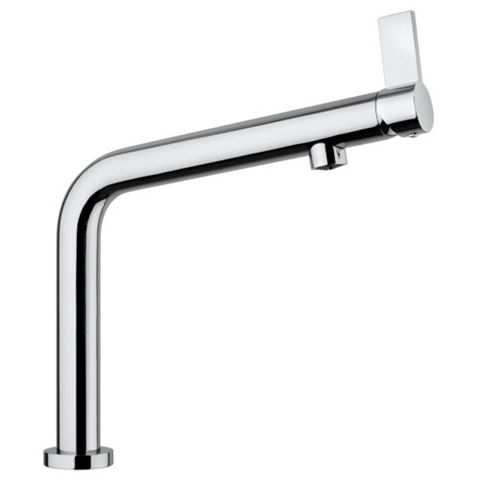 Cooke & Lewis Avanos Chrome Effect Lever Tap