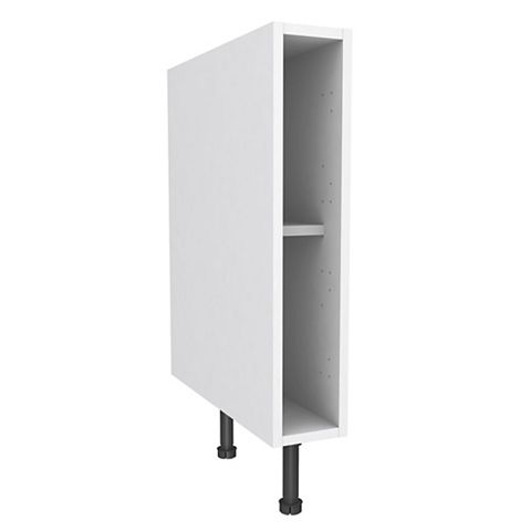 Cooke & Lewis White Standard Base Cabinet (W)150mm