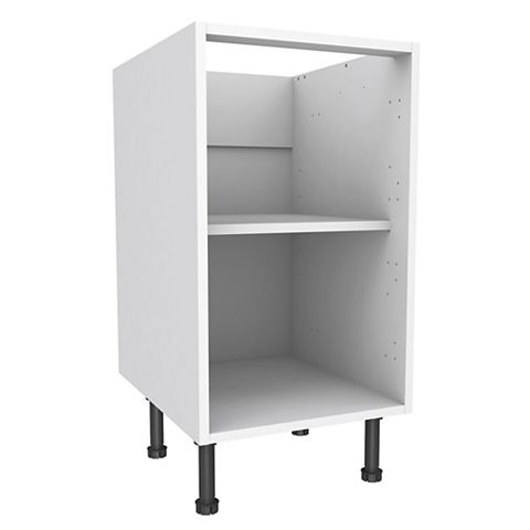 Cooke & Lewis White Standard Base Cabinet (W)450mm