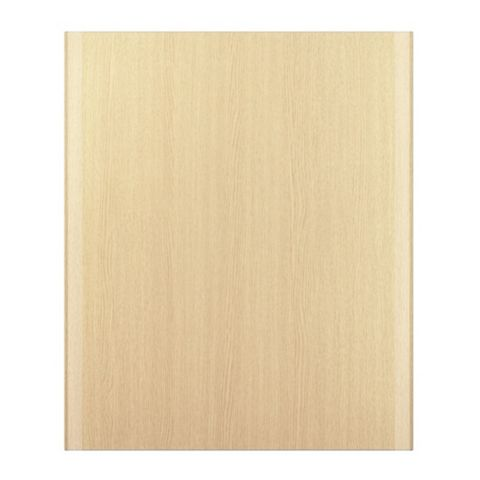 IT Kitchens Textured Oak Effect Base End Replacement Panel, 570 x 720mm