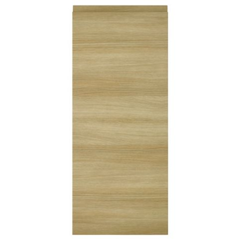 IT Kitchens Marletti Horizontal Oak Effect Wall End Replacement Panel, 290 x 720mm