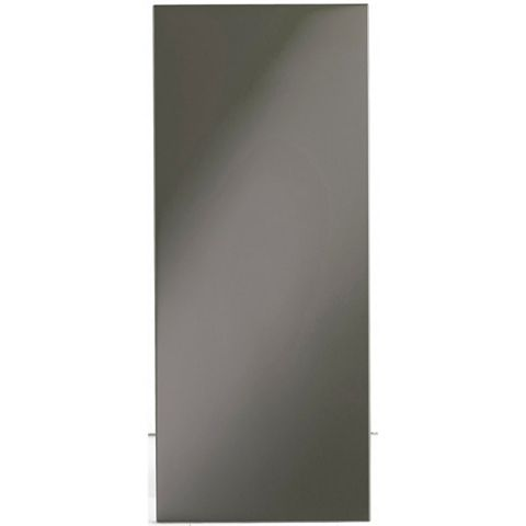Cooke & Lewis Raffello High Gloss Anthracite Slab Clad-On Tall Wall Panel, 359 x 937mm