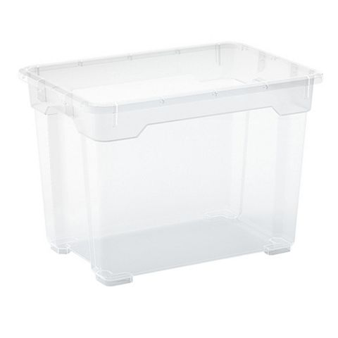 Form Flexi-Store Clear Small 17L Plastic Storage Box