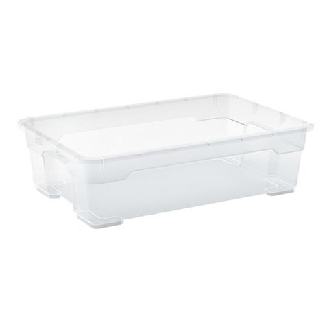 Form Flexi-Store Clear Medium 25L Plastic Storage Box