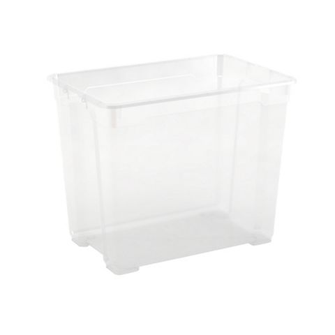 Form Flexi-Store Clear XXL 78L Plastic Storage Box