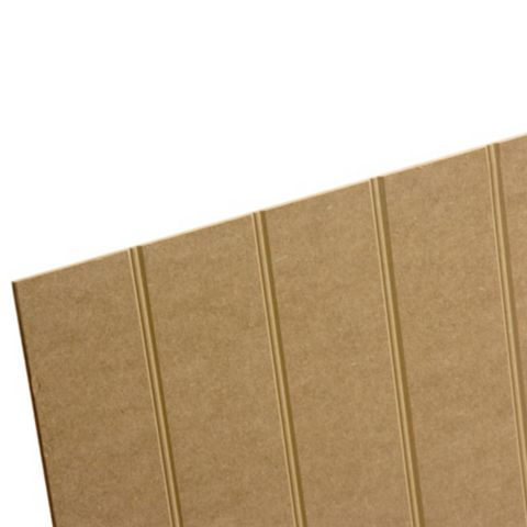 MDF Bead & Butt Match Board (Th)6mm (W)811mm (L)1220mm Pack 6