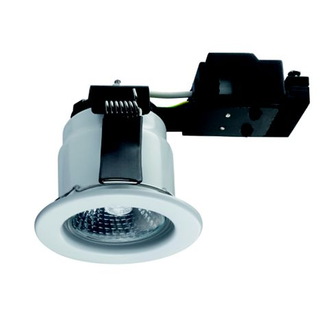 Sylvania Fire Rated White Downlight