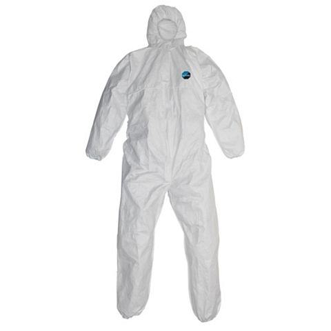 Dupont Tyvek Coverall, X-Large