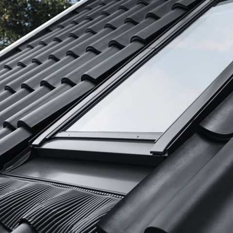 Velux Single Slate Flashing, EDN UK08 - 1400 x 550mm
