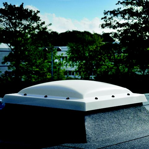 Velux PVCu Fixed Flat Roof Fixed Window 1680 x 1180 mm