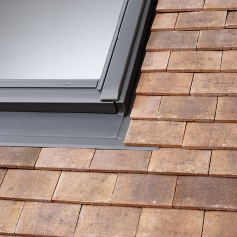 Velux Single Tile Flashing, EDP UK04 - 980 x 550mm