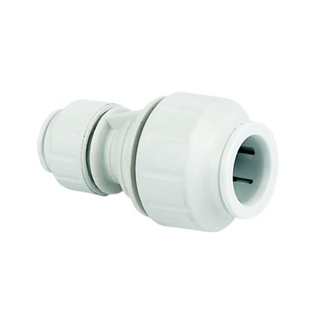 JG Speedfit Push Fit Reducing Coupler (Dia)15 mm
