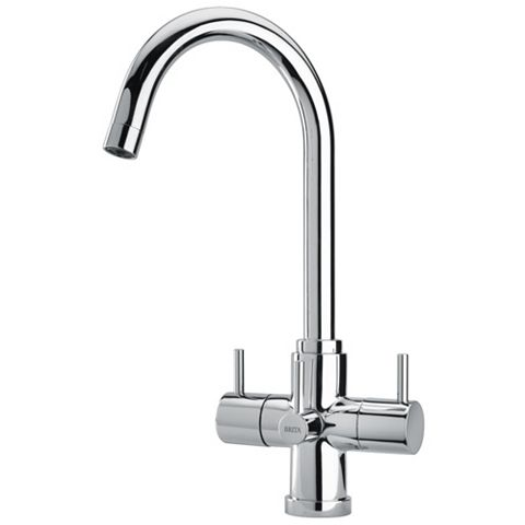 Brita Torlan Chrome Effect Water Filter Tap