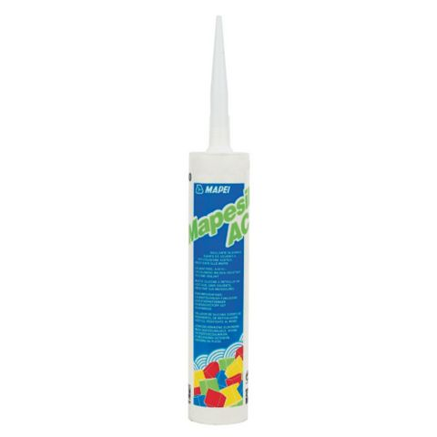 Mapei Beige Solvent-Free Silicone Sealant