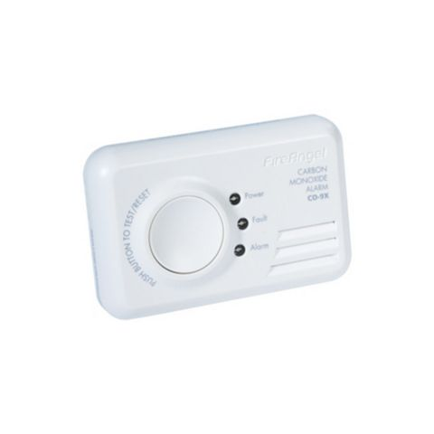 FireAngel LED Display 7 Year Life Carbon Monoxide Alarm
