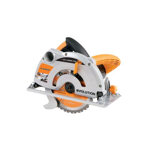 Evolution Professional 185mm Circular Saw 110V