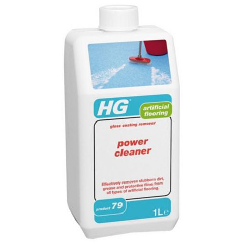 HG Artificial Flooring Power Cleaner