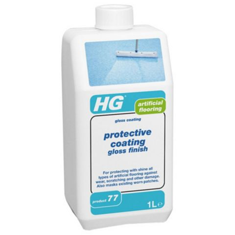 HG Artificial Flooring Protective Coating Gloss Finish