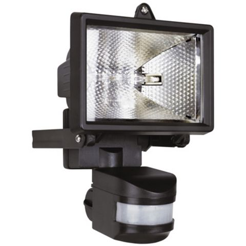 Elro 120W Mains Powered PIR Floodlight