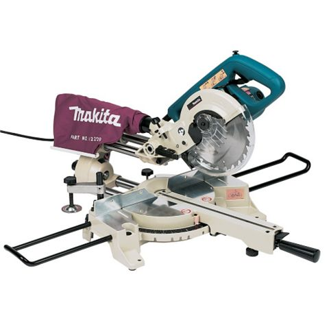 Makita 190mm Sliding Compound Mitre Saw LS0714/2