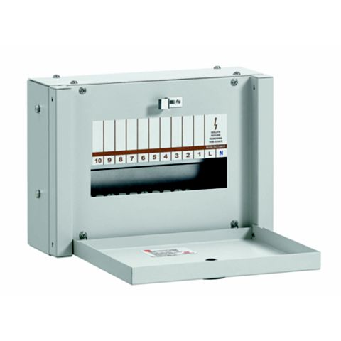 Havells 10-Way Type A Consumer Unit