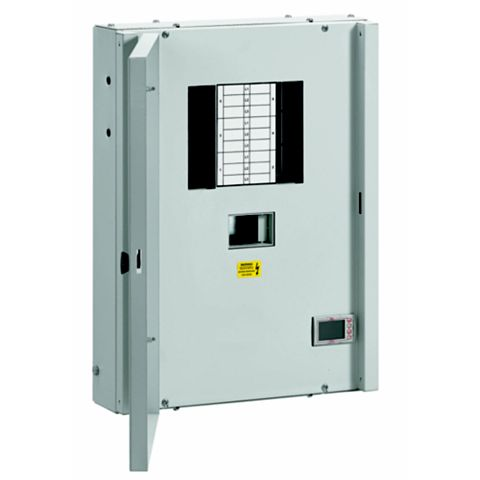 Havells 125A 6-Way Metered TP & N Consumer Unit