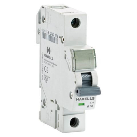 Havells 50A MCB (Miniature Circuit Breaker)