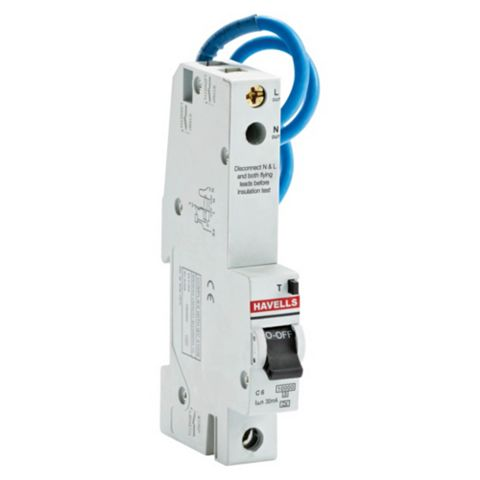 Havells 6A SP RCBO