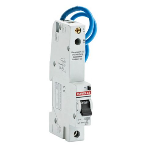 Havells 40A SP RCBO