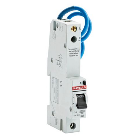 Havells 50A SP RCBO