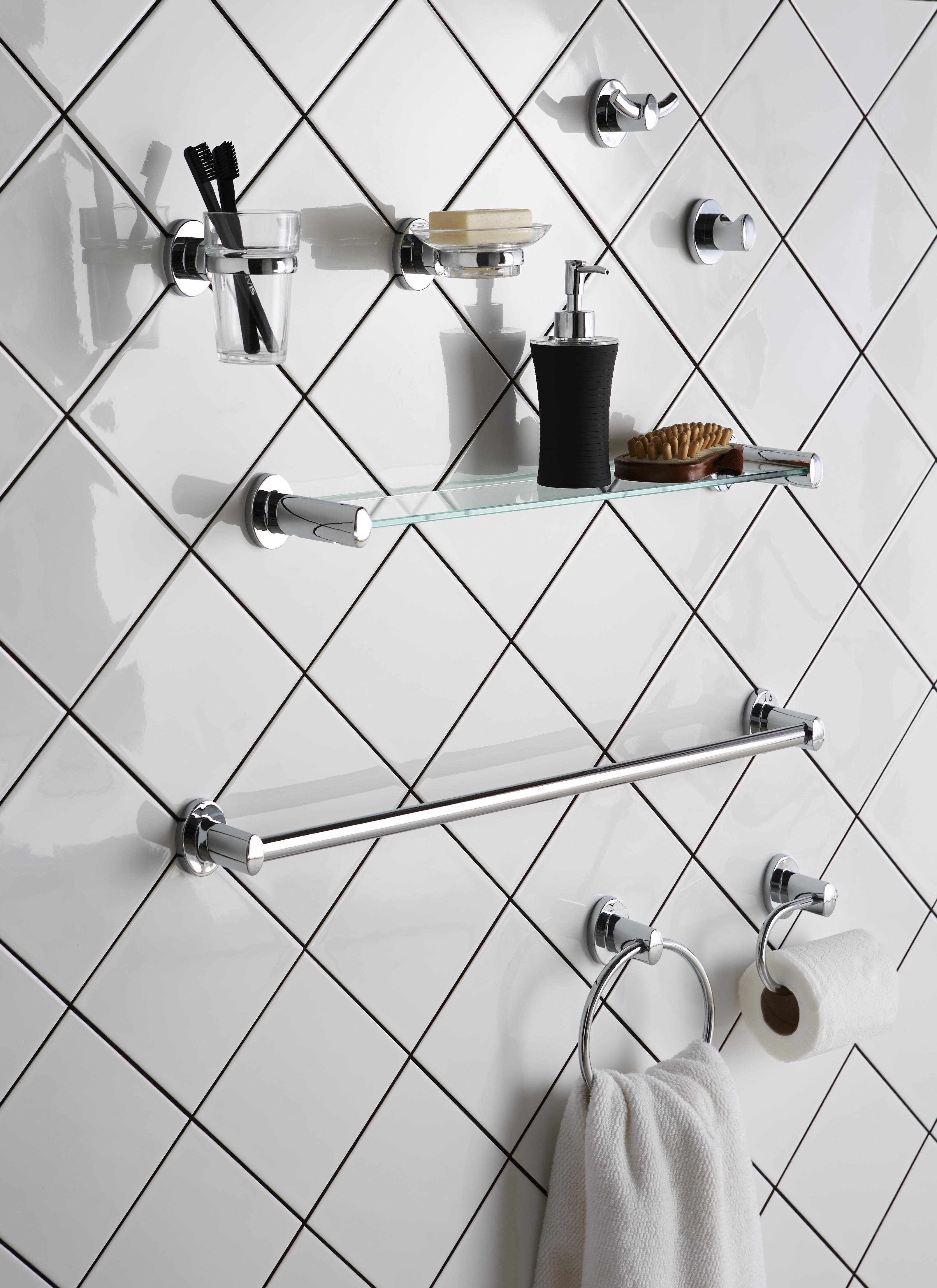 Bathroom Fixtures Part - 50: Toilet Roll Holders