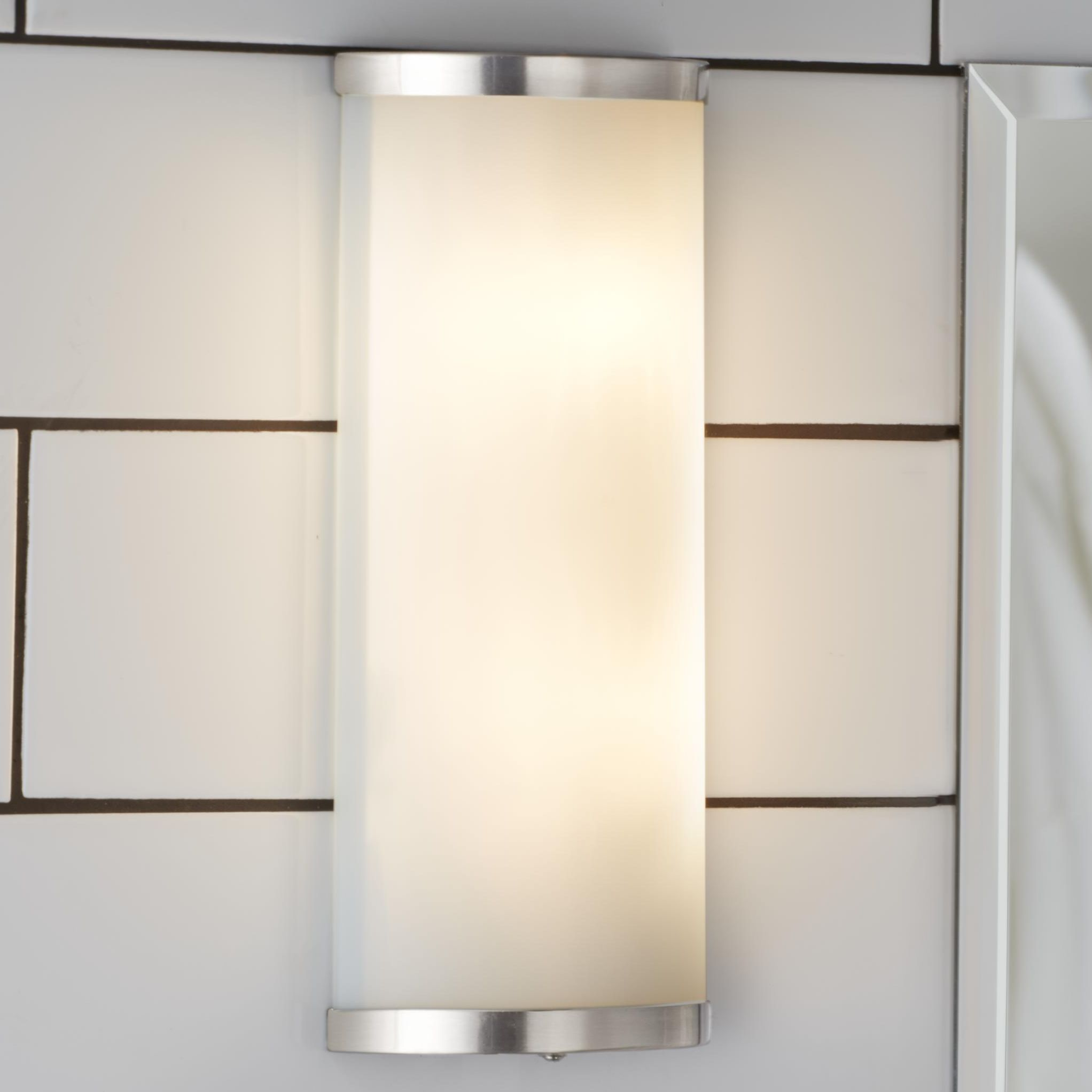 Bathroom Lights Galway bathroom lights | bathroom wall & ceiling lights | diy at b&q