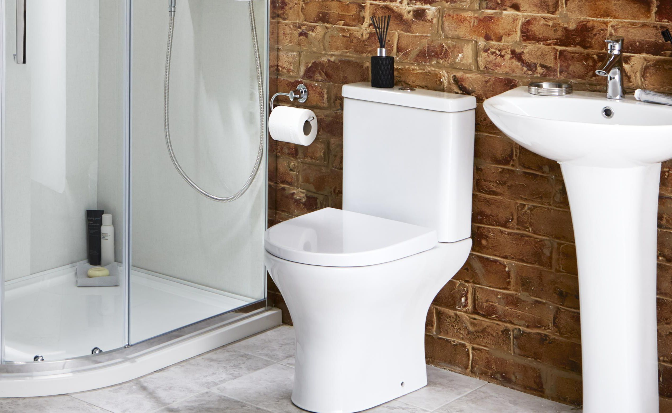 Buyer 39 s guide to toilets and toilet seats help ideas for B q bathroom accessories