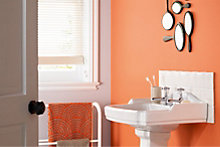 Splish, splash, colour - Adding colour to your bathroom