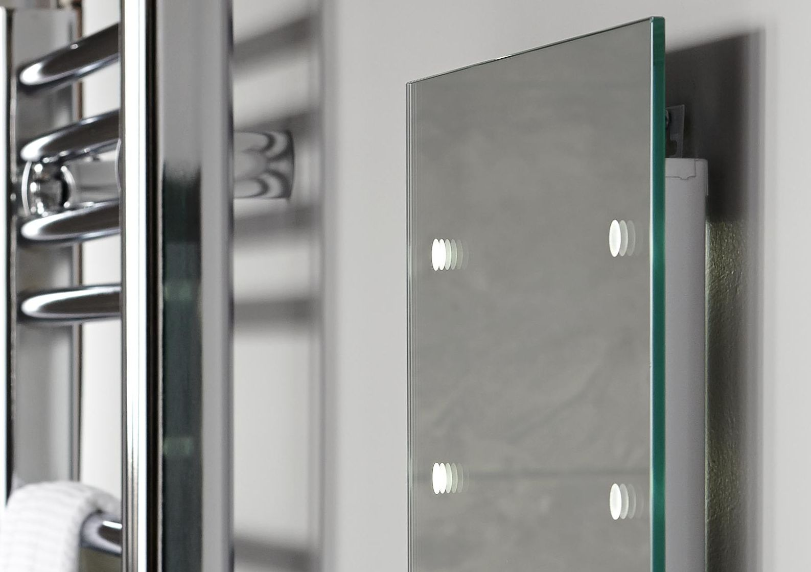 Bathroom Mirrors B&Q mirrors | full length, illuminated & wall mirrors | diy at b&q