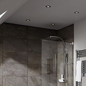 Bathroom lighting buying guide | Ideas & Advice | DIY at B&Q