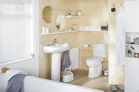 Falmouth Bathroom Suite