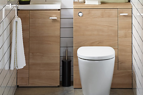 Imagine Compact Bathroom Suite