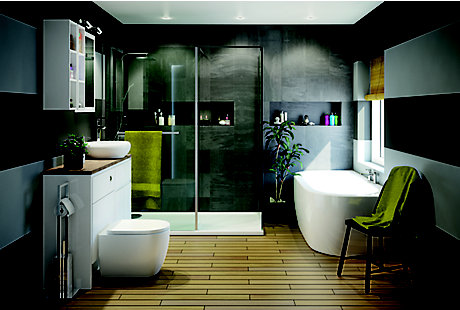 Hero Image of Practical planning - Bathrooms