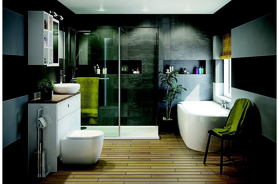 Practical Planning Bathrooms Inspiration DIY At B Q