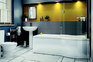 Image of Most bathroom suite