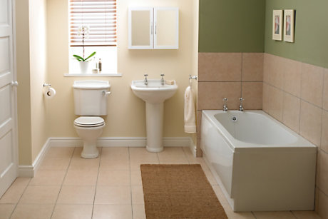 Romsey Bathroom Suite