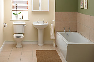 Image of Romsey bathroom suite